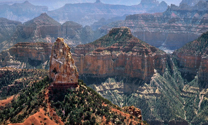 Grand Canyon by Bus  - The Strip: $99 for a Full-Day Grand Canyon North Rim Bus Tour from Grand Canyon by Bus ($219.99 Value)