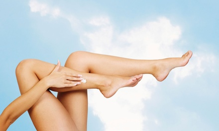 $120 for One Spider-Vein Removal Treatment for Legs or Face with Consultation at Gitter Vein Institute ($400 Value)