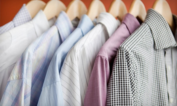 Martinizing Dry Cleaning - Poway: Dry Cleaning at Martinizing Dry Cleaning (Up to 60% Off). Two Options Available.