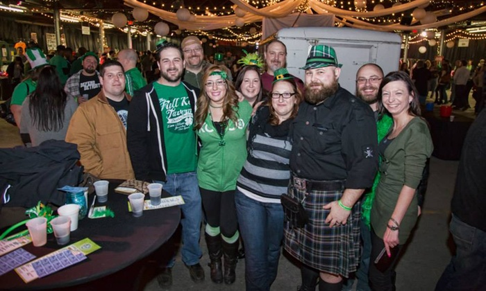 Irish Beer & Whiskey Fest - The Royal Oak Music Theatre: $25 for Two Tickets to the Irish Beer & Whiskey Fest on Saturday, March 14 ($36.50 Value)