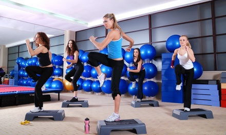 10 Fitness Classes or One Month of Unlimited Fitness Classes at Coastal Fitness Factory (Up to 65% Off)