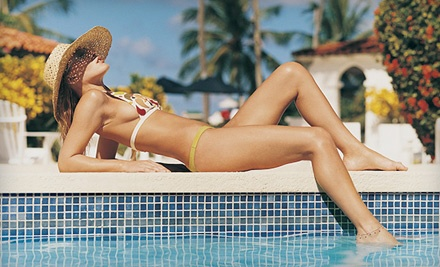 Three, Six, or Nine Spa or Tanning Services at Planet Beach Contempo Spa (Up to 91% Off)