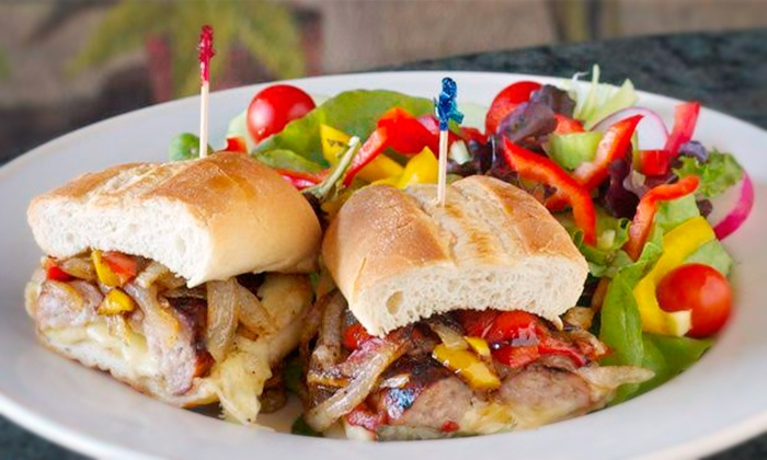 The Fox And Hounds - Studio City: English Pub Food and Drinks at The Fox And Hounds (50% Off). Two Options Available.