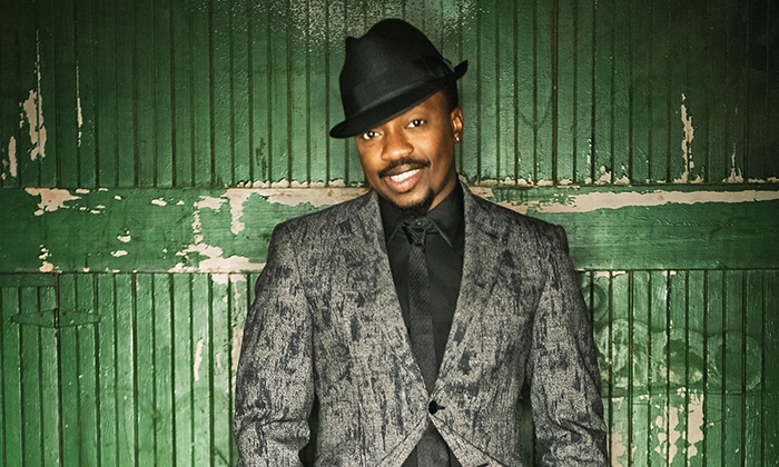 Love and Laughter With Anthony Hamilton & Bruce Bruce - Bell Auditorium: Love and Laughter with Anthony Hamilton & Bruce Bruce at Bell Auditorium on May 10 at 7:30 p.m. (Up to 40% Off)