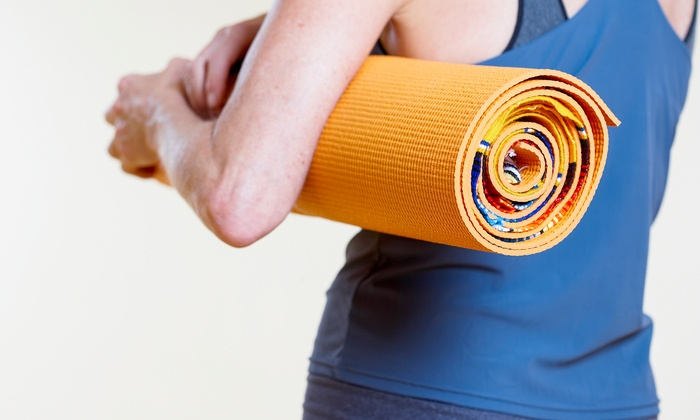 Oxygen Yoga & Fitness - Guildford: $49 for One Month of Unlimited Yoga Classes at Oxygen Yoga & Fitness ($150 Value)