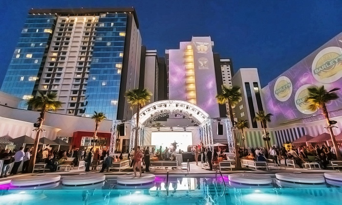 Vegas Beer and Music Festival - SLS Las Vegas: VIP Admission for One or Two to Vegas Beer and Music Festival on Saturday, July 25 (Up to 50% Off)