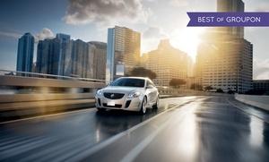 $20 For $40 Toward A Rental From Avis Car Rental
