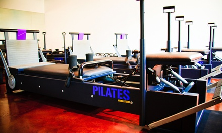 5 or 10 Pilates Classes at PEDAL Pilates (Up to 65% Off)