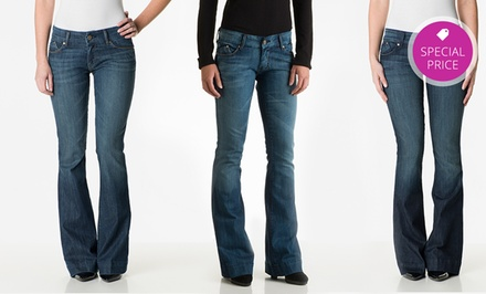Dylan George Women's Flare Jeans. Multiple Styles Available.