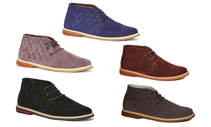 Giraldi Danny-1 or Danny-3 Men's Chukka Boots: Giraldi Danny-1 or Danny-3 Men's Chukka Boots