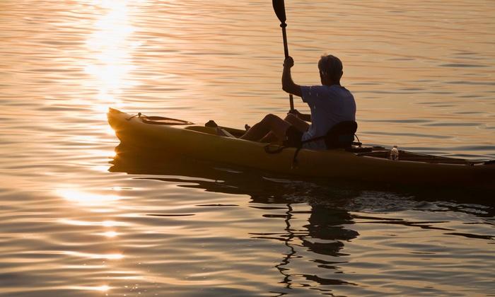 Marina Paddle - Marina Del Ray: 5 or 10 Two-Hour Paddleboard or Kayak Rentals at Marina Paddle (Up to 51% Off)