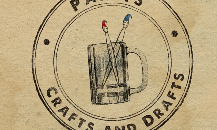 Paints Crafts And Drafts - Lower Windsor: $52 for $70 Groupon — Paints Crafts and Drafts