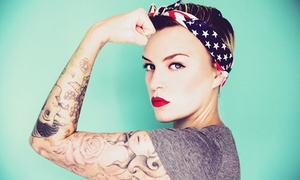 1410 Tattoo: One- or Two-and-a Half-Hour Tattoo Session at 1410 Tattoo (Up to 60% Off)