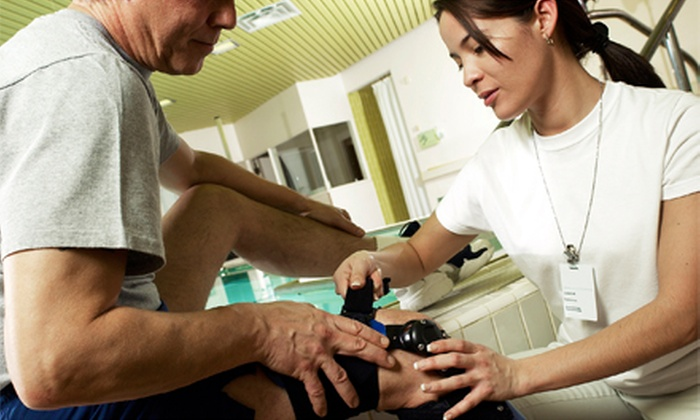 Healing Touch Physical Therapy - Multiple Locations: One Physical Therapy Evaluation with Optional Follow-Up Sessions at Healing Touch Physical Therapy (Up to 74% Off)