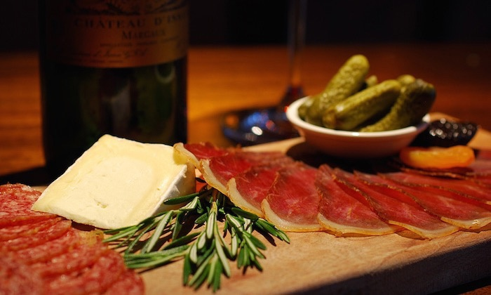 Lelabar - West Village: Wine, Cheese, Charcuterie, and Small Plates for Two or Four at Lelabar (Up to 35% Off)
