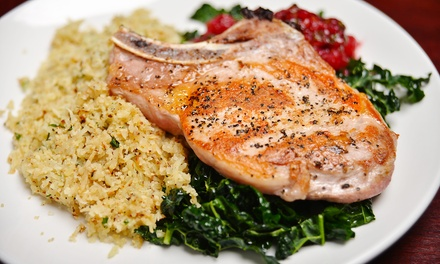 $22 for $40 Worth of Paleo-Friendly Food at Paleos Cuisine and Cocktails. Groupon Reservation Required.