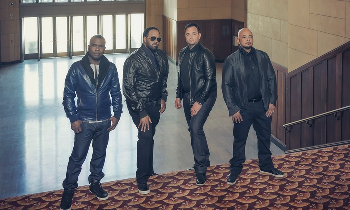 All-4-One 20th Anniversary Concert - El Rey Theater: All-4-One 20th Anniversary Concert (Saturday, August 29 at 8 p.m.)