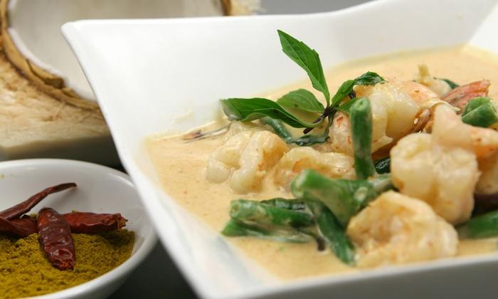 Baisi Thai - Oakbrook Shopping Center: $16 for $30 Worth of Pan-Asian Cuisine at Baisi Thai in Oak Brook