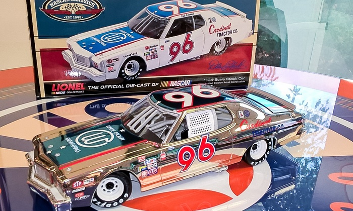 Lionel Retail Store - Charlotte Motor Speedway: $41 for $85 Worth of Memorabilia — Lionel Retail Store