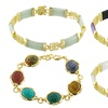 Genuine Gemstone Bracelets