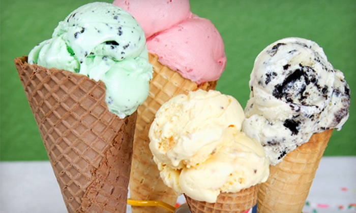 Ashby's Sterling Ice Cream Parlor - Utica: $10 for $20 Ice Cream Punch Card at Ashby's Sterling Ice Cream Parlor
