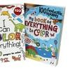 Discovery Kids Giant Coloring 2-Book Set