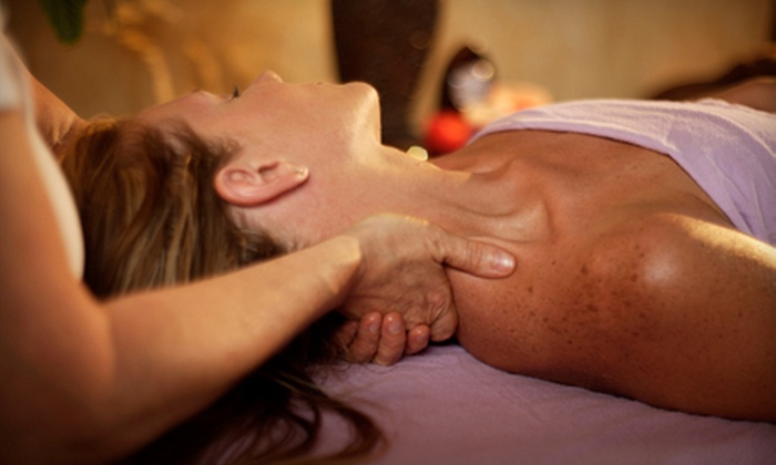 Serenity Day Spa - Flossmoor: $69 for a 75-Minute Hot-Stone and Swedish Combo Massage at Serenity Day Spa ($150 Value)