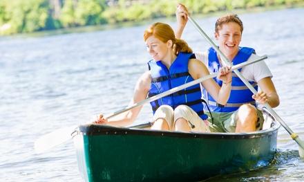 Hire a Canoe