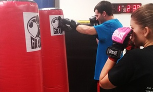 High Voltage Gym: Up to 81% Off Fitness Classes at High Voltage Gym