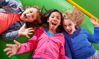 Play Area Entry with Meal and Drink for Up to Four Children at Pookies Soft Play (Up to 54% Off)