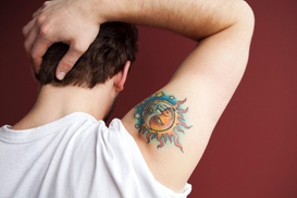 North Star Tattoo & Salon: Two Hours of Tattooing at North Star Tattoo & Salon Shop (50% Off)