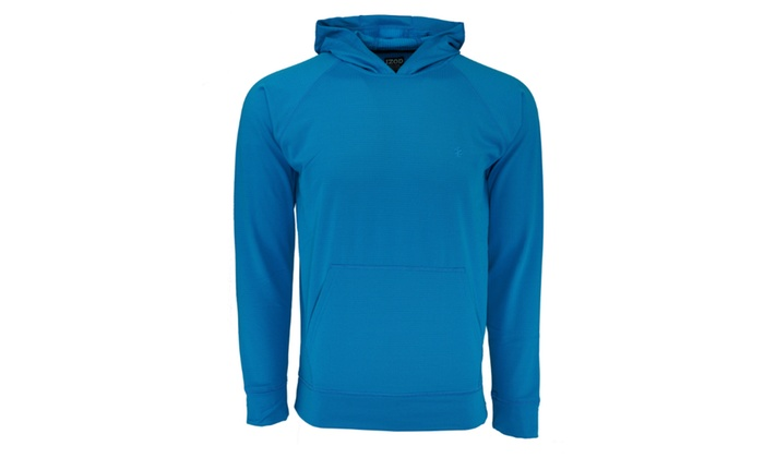 IZOD Men/'s Fitted Pullover Hoodie 2-Pack