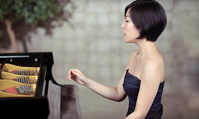 Jenny Q Chai - Multiple Locations: $20 to See Jenny Q Chai Piano Concert at Carnegie Hall and After-Show Meet and Greet on April 19 (Up to $46 Value)