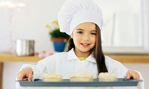 Ridgewood Culinary Studio: $85 for a Six-Week Fall, Winter, and Spring Kids' Cooking Class at Ridgewood Culinary Studio ($150 Value)