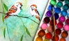 Houston Art Lessons - Dearborn Place: $49 for a Two-Hour BYOB Painting Class for Two at Houston Art Lessons ($70 Value)
