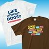 Dog-Themed Men's T-Shirts