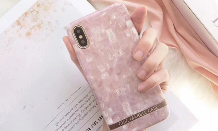 Mosaic Marble Case for iPhone from £5.29