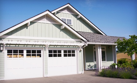 15-Point Inspection, Safety Check, and Tune-Up for 1 Garage Door (a $125 value) - Accurate Garage Doors in