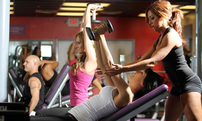 Gym Matrix - Estelle: Gym Access & a Fitness Assessment with Option for a Group Training Session at Gym Matrix (Up to 73% Off)