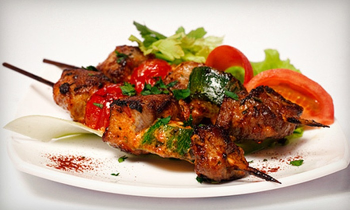 Anatolia Mediterranean Cuisine - Upper East Side: $38 for Dinner for Two with Appetizers, Entrees, Desserts, and Wine (Up to $95.60 Value)