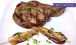 Sur Argentinian Steakhouse: South-American Cuisine or Takeout at Sur Argentinian Steakhouse (Up to 55% Off)