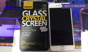Dr. Cell Phone Dallas/Fort Worth: $12 for Screen Protector for iPhone 4/4S, 5/5S/5C, 6 or 6 Plus at Dr. Cell Phone ($49 Value)