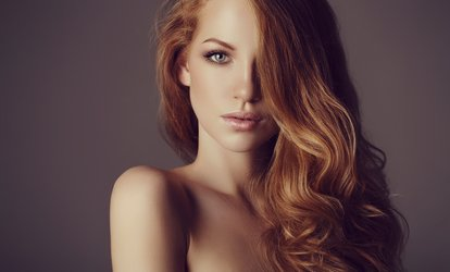 image for Wash, Cut and Finish With Optional Half or Full Head of Highlights at DG & Co Hairdressers (Up to 67% Off)