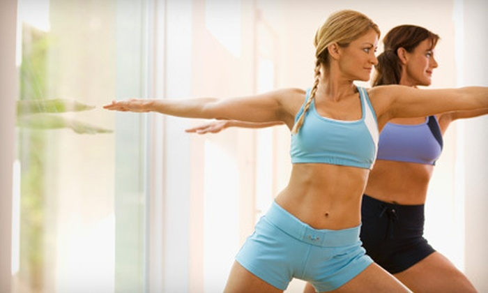 Yoga with Nicole - Downtown,Main Street,North State: 5 or 10 Classes at Yoga with Nicole (Up to 74% Off)
