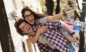 Ottici Galvani: Uno o 2 paia di occhiali con lenti monofocali o progressive da Ottici Galvani (sconto fino a 83%). Valido in 7 sedi