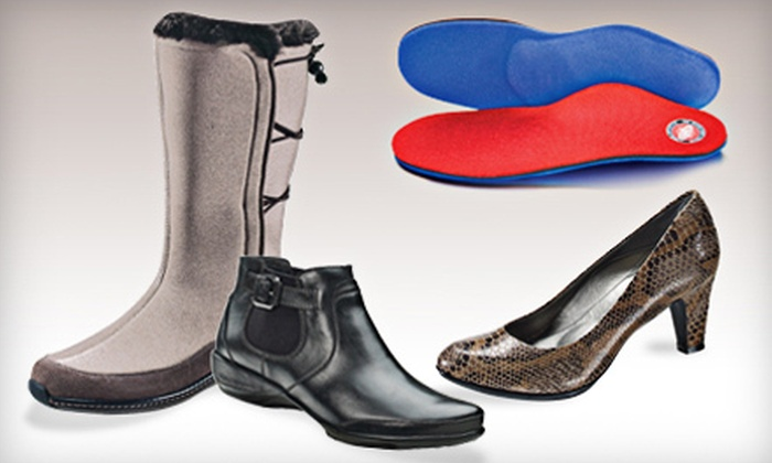 Aetrex  - Englewood: $30 for $60 Worth of Orthotics and Footwear at Aetrex Englewood Store