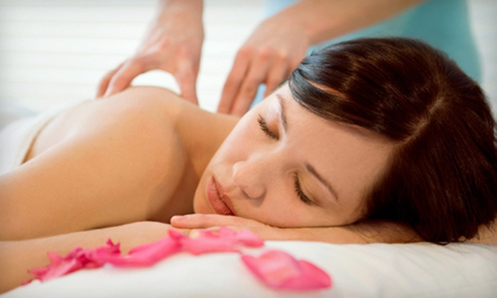 Energy Center - Plymouth Park North: One or Two Swedish Massages or Acupressure Treatments at Energy Center (Up to 57% Off)