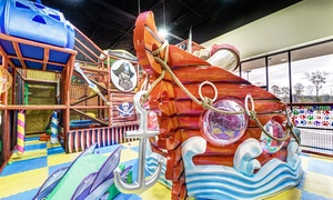 IGI Playground: All-Day Admission with Food and Merchandise Credit at IGI Playground (Up to 51% Off). Three Options Available.