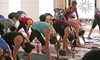 Surya Yoga Academy (Summit) - Multiple Locations: 10 Pack for Hot Yoga Classes at Surya Yoga Academy (Up to 84% Off). Three Available Locations.