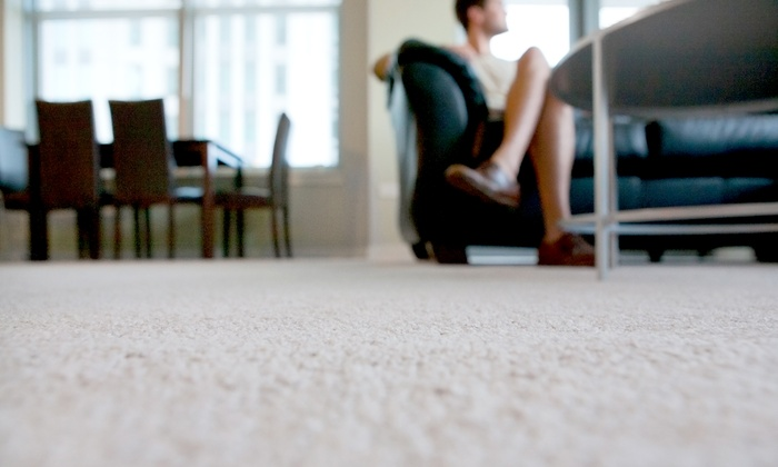 CleanR Carpet For Less - Atlanta: Carpet Cleaning for 400, 600, or 800 Square Feet from CleanR Carpet For Less (Up to 63% Off)